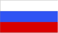 Russian Flag Decal / Sticker
