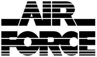 Air Force Decal / Sticker 15