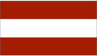 Austrian Flag Decal / Sticker