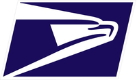 USPS Decal / Sticker 06