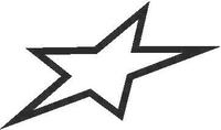 Star Decal / Sticker 05