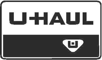 Uhaul Decal / Sticker 01