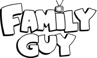 Family Guy Decal / Sticker 01