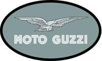 Moto Guzzi Decal / Sticker 03