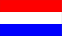 Holland / The Netherlands / Dutch Flag Decal / Sticker 03