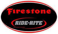 Firestone Ride-Rite Decal / Sticker 05