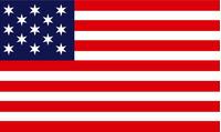 Hopkinson U.S. Navy American Flag Decal / Sticker 02