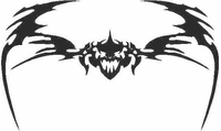 Dethklok Decal / Sticker 01