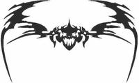 Dethklok Decal / Sticker 01