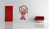 ATTITUED and OFFENSIVE WALL DECALS and STICKERS