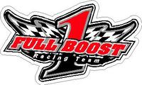 Full Boost Racing Team Decal / Sticker