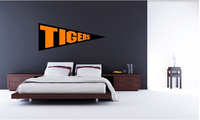 COLLEGE WALL DECALS and COLLEGE WALL STICKERS