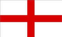 England United Kingdom Flag Decal / Sticker
