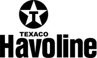 Havoline Decal / Sticker 06