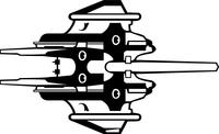 Babylon 5 Decal / Sticker 32