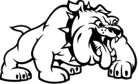 Bully Dog Decal / Sticker 08