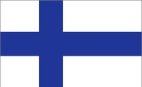 Finland Flag Decal / Sticker
