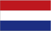 Holland / The Netherlands / Dutch Flag Decal / Sticker