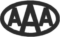 AAA Decal / Sticker