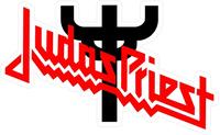Judas Priest Decal / Sticker 05