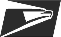 USPS United States Postal Service Decal / Sticker 03