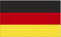 German Flag Decal / Sticker