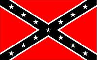 Rebel / Confederate Flag Decal / Sticker 31