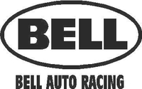 Bell Auto Racing Decal / Sticker