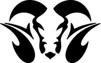 Ram Decal / Sticker 18