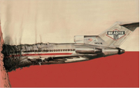 Beastie Boys License To Ill Decal / Sticker 06