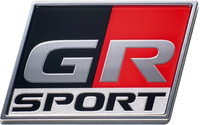 Toyota Gazoo Racing Decal / Sticker 09
