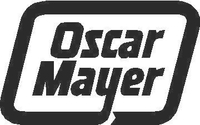 Oscar Mayer Decal / Sticker