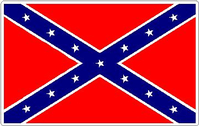 CUSTOM CONFEDERATE / REBEL FLAG DECALS, and CONFEDERATE / REBEL FLAG STICKERS