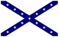 Rebel / Confederate Flag Decal / Sticker 37