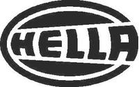 Hella Decal / Sticker