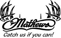 Mathews Solocam Decal / Sticker 11