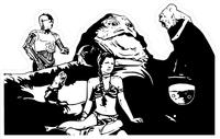 Star Wars Decal / Sticker 07