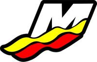 Mercury Marine Racing Decal / Sticker