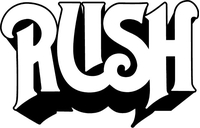 Rush Decal / Sticker 02