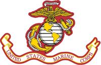 Marines Decal / Sticker 05