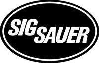 Sig Sauer Decal / Sticker 06