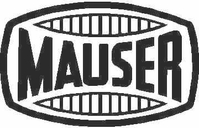 Mauser Decal / Sticker 02