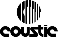 Coustic Car Audio Decal / Sticker 05