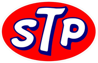 STP Decal / Sticker 5