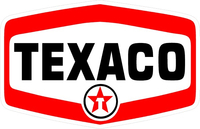 Texaco Decal / Sticker 07