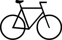 Bicycle Decal / Sticker 01