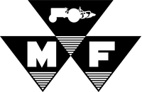 Massey Ferguson Decal / Sticker 05