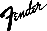 Fender Decal / Sticker 04