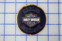 Harley-Davidson Decal / Sticker 1402