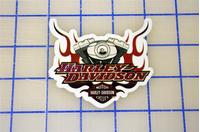 Harley-Davidson Decal / Sticker 202